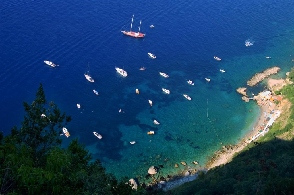 Côte amalfitaine - Italie
