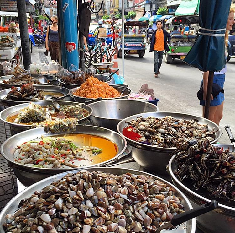 Jean Imbert à Bangkok